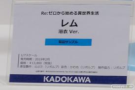 画像 フィギュア サンプル レビュー ワンダーフェスティバル 2019[冬] KADOKAWA 15