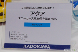 画像 フィギュア サンプル レビュー ワンダーフェスティバル 2019[冬] KADOKAWA 19