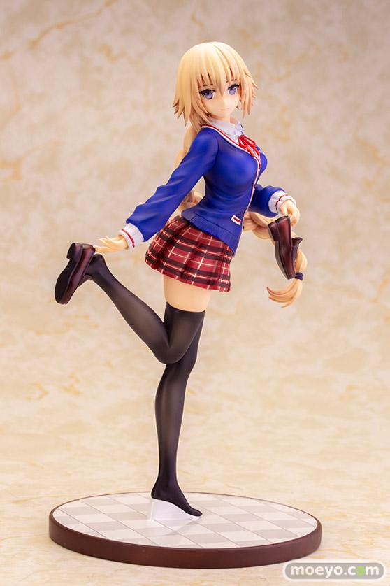 アルファマックス Fate/EXTELLA ジャンヌ・ダルク JKブレザーVer. フィギュア MOON 01