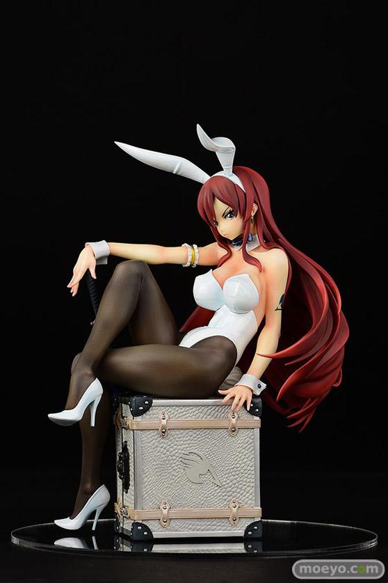 オルカトイズ FAIRY TAIL エルザ・スカーレット Bunny girl_Style/type white 万野大輔 フィギュア 03