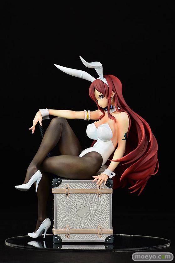 オルカトイズ FAIRY TAIL エルザ・スカーレット Bunny girl_Style/type white 万野大輔 フィギュア 04