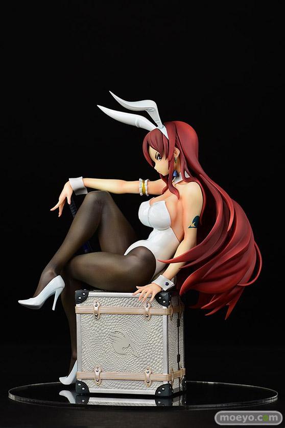 オルカトイズ FAIRY TAIL エルザ・スカーレット Bunny girl_Style/type white 万野大輔 フィギュア 05