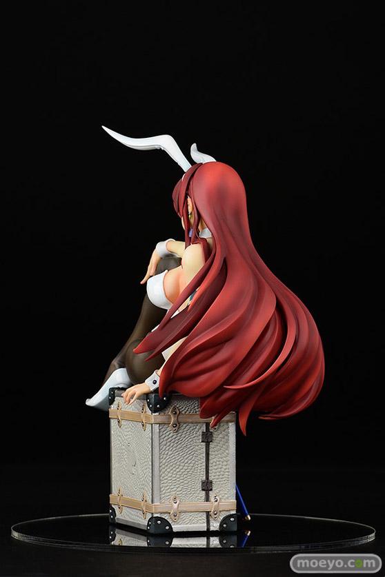 オルカトイズ FAIRY TAIL エルザ・スカーレット Bunny girl_Style/type white 万野大輔 フィギュア 07
