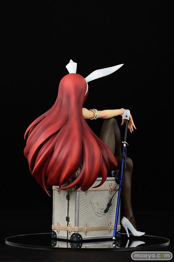 オルカトイズ FAIRY TAIL エルザ・スカーレット Bunny girl_Style/type white 万野大輔 フィギュア 10