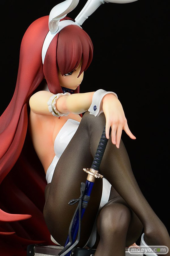 オルカトイズ FAIRY TAIL エルザ・スカーレット Bunny girl_Style/type white 万野大輔 フィギュア 34