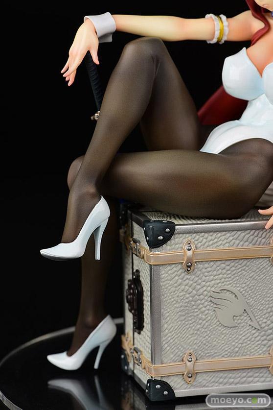 オルカトイズ FAIRY TAIL エルザ・スカーレット Bunny girl_Style/type white 万野大輔 フィギュア 42
