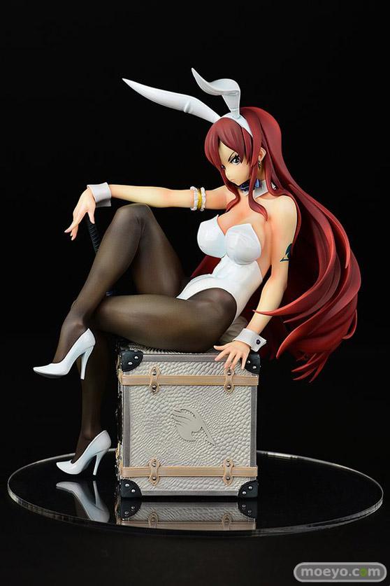 オルカトイズ FAIRY TAIL エルザ・スカーレット Bunny girl_Style/type white 万野大輔 フィギュア 45