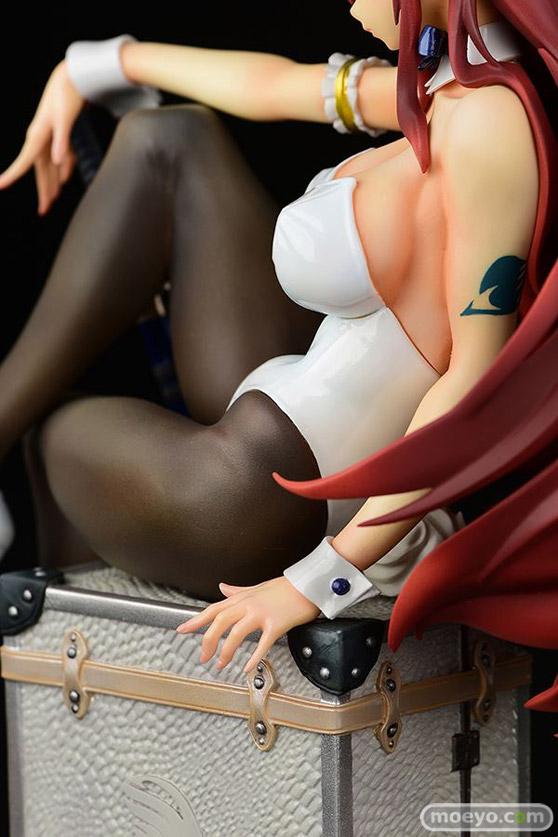 オルカトイズ FAIRY TAIL エルザ・スカーレット Bunny girl_Style/type white 万野大輔 フィギュア 50