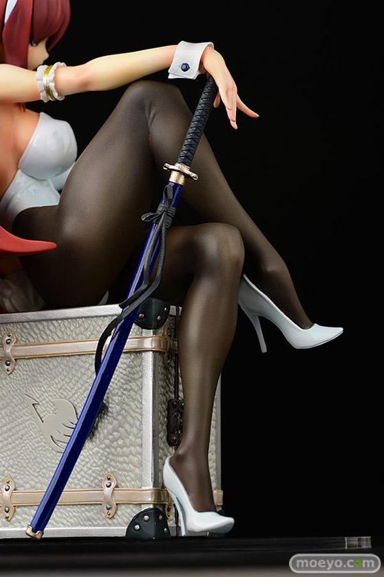 オルカトイズ FAIRY TAIL エルザ・スカーレット Bunny girl_Style/type white 万野大輔 フィギュア 54