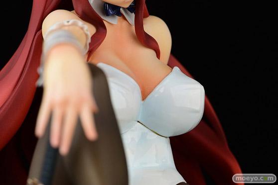 オルカトイズ FAIRY TAIL エルザ・スカーレット Bunny girl_Style/type white 万野大輔 フィギュア 64