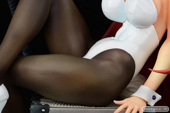 オルカトイズ FAIRY TAIL エルザ・スカーレット Bunny girl_Style/type white 万野大輔 フィギュア 75