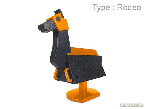 スカイチューブ Love Toys Vol.3 三角木馬 Wooden horse Halloween Ver. プラキット 04