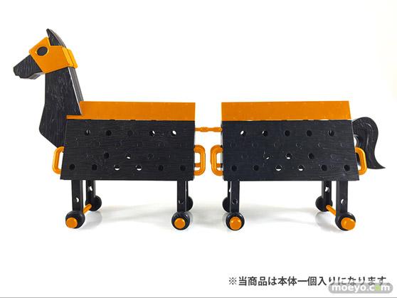 スカイチューブ Love Toys Vol.3 三角木馬 Wooden horse Halloween Ver. プラキット 05