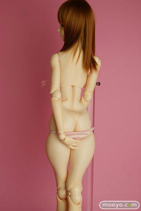 リアルアートプロジェクト Pink Drops #17 琴音 (KOTONE):ソフトスキンver. ドール 07