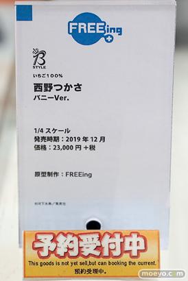 秋葉原の新作フィギュア展示の様子 2019年3月9日 27