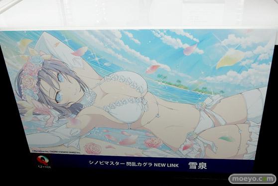 Q-six シノビマスター 閃乱カグラ NEW LINK 雪泉 フィギュア ノルグレコ 09