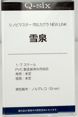Q-six シノビマスター 閃乱カグラ NEW LINK 雪泉 フィギュア ノルグレコ 10