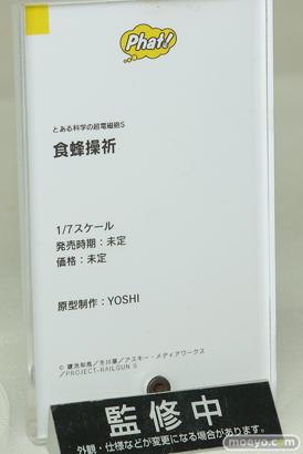 ファット・カンパニー とある科学の超電磁砲S 食蜂操折 フィギュア YOSHI 10