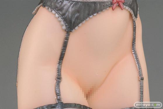 ダイキ工業 神楽坂レイナ ポニテ illustration by Hiten エロ キャストオフ フィギュア D蔵 明智逸鶴 18