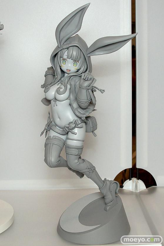ダイキ工業 モタ デザイン うさぎ娘(仮) エロ フィギュア ORIGO-TOICHI キャストオフ 01
