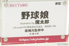 スカイチューブ 野球娘 illustration by 魔太郎 エロ キャストオフ フィギュア 2% 11