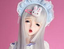 繊細なメイクのオンナノコ! 「Pink Drops #45 千紗希(チサキ)」 期間限定受注開始!