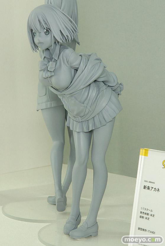 ファット・カンパニー SSSS GRIDMAN 新条アカネ iTANDi フィギュア 03