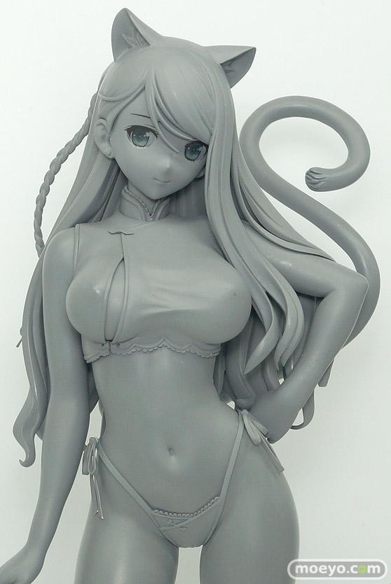 スカイチューブ T2 ART★GIRLS ワン・フーニャン(王虎娘) illustration by Tony エロ フィギュア EGG 04