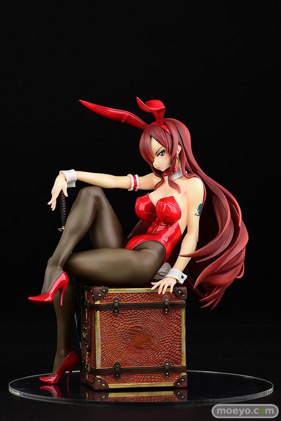 オルカトイズ FAIRY TAIL エルザ・スカーレット Bunny girl_Style/type rosso 万野大輔 フィギュア 03