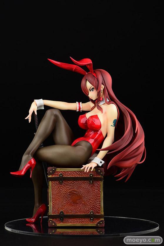 オルカトイズ FAIRY TAIL エルザ・スカーレット Bunny girl_Style/type rosso 万野大輔 フィギュア 04