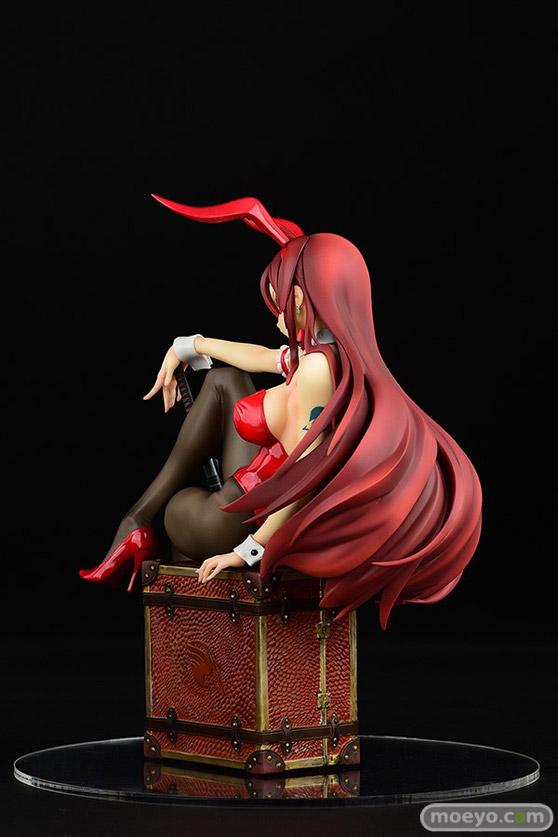 オルカトイズ FAIRY TAIL エルザ・スカーレット Bunny girl_Style/type rosso 万野大輔 フィギュア 06