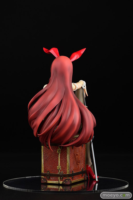 オルカトイズ FAIRY TAIL エルザ・スカーレット Bunny girl_Style/type rosso 万野大輔 フィギュア 08