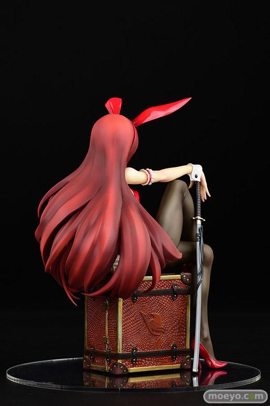 オルカトイズ FAIRY TAIL エルザ・スカーレット Bunny girl_Style/type rosso 万野大輔 フィギュア 09