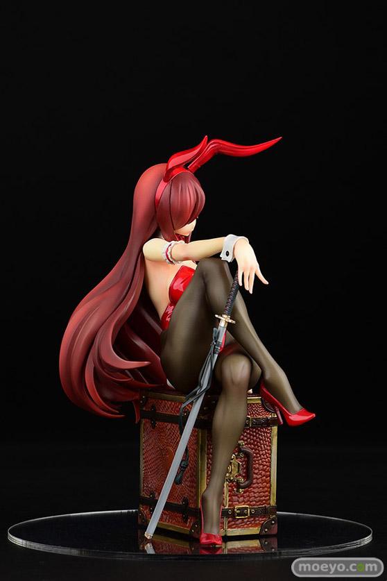 オルカトイズ FAIRY TAIL エルザ・スカーレット Bunny girl_Style/type rosso 万野大輔 フィギュア 12