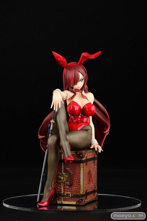 オルカトイズ FAIRY TAIL エルザ・スカーレット Bunny girl_Style/type rosso 万野大輔 フィギュア 14