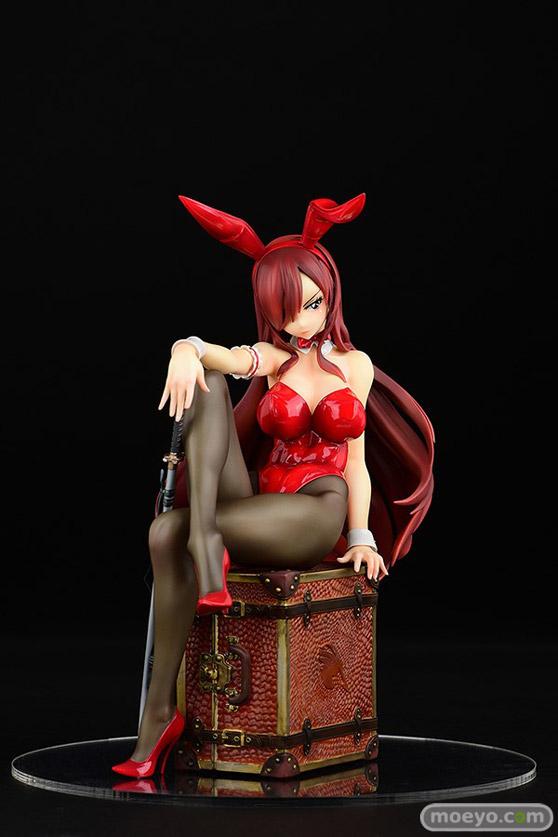 オルカトイズ FAIRY TAIL エルザ・スカーレット Bunny girl_Style/type rosso 万野大輔 フィギュア 15