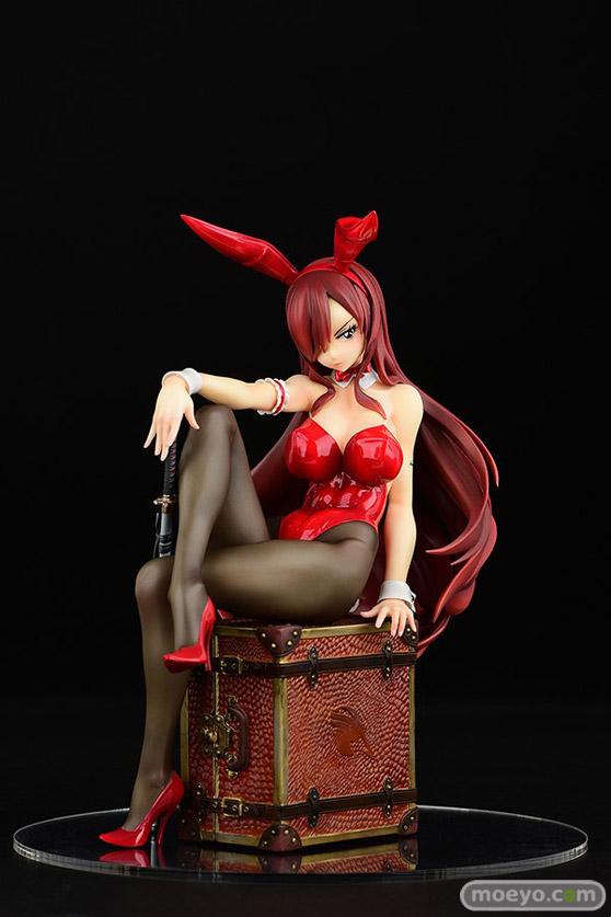 オルカトイズ FAIRY TAIL エルザ・スカーレット Bunny girl_Style/type rosso 万野大輔 フィギュア 17