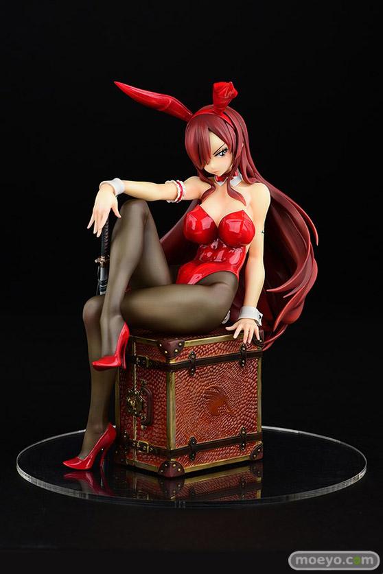 オルカトイズ FAIRY TAIL エルザ・スカーレット Bunny girl_Style/type rosso 万野大輔 フィギュア 40