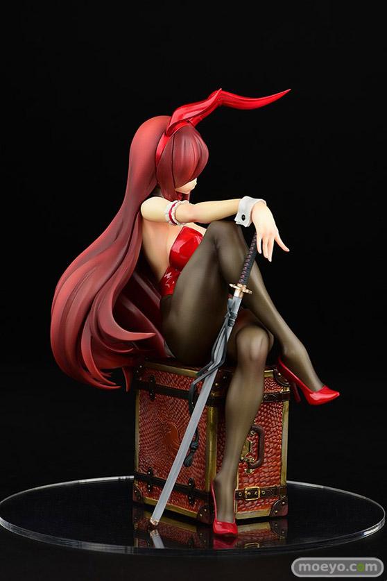 オルカトイズ FAIRY TAIL エルザ・スカーレット Bunny girl_Style/type rosso 万野大輔 フィギュア 46
