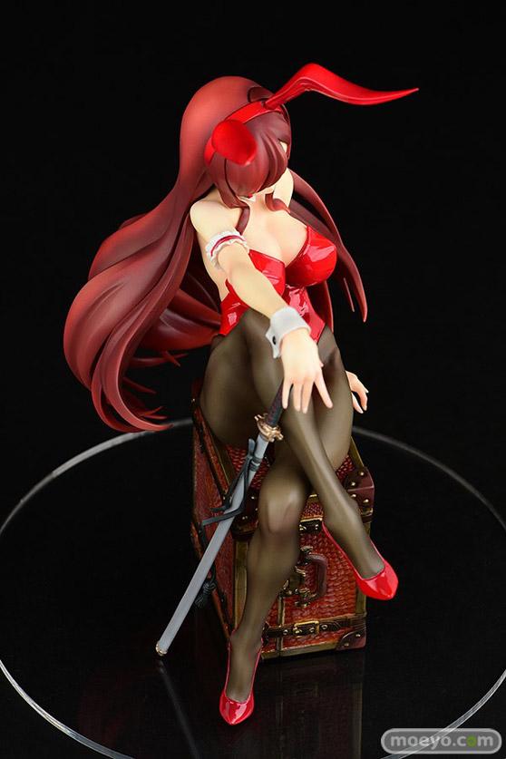 オルカトイズ FAIRY TAIL エルザ・スカーレット Bunny girl_Style/type rosso 万野大輔 フィギュア 47