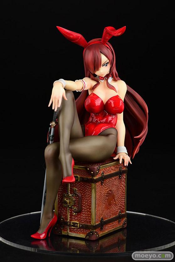 オルカトイズ FAIRY TAIL エルザ・スカーレット Bunny girl_Style/type rosso 万野大輔 フィギュア 50