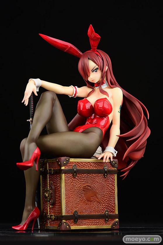 オルカトイズ FAIRY TAIL エルザ・スカーレット Bunny girl_Style/type rosso 万野大輔 フィギュア 51