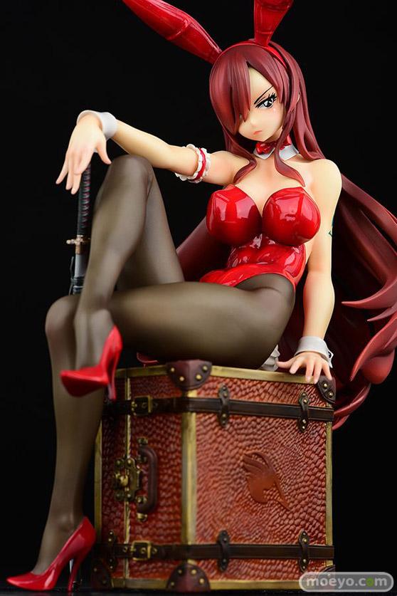 オルカトイズ FAIRY TAIL エルザ・スカーレット Bunny girl_Style/type rosso 万野大輔 フィギュア 52