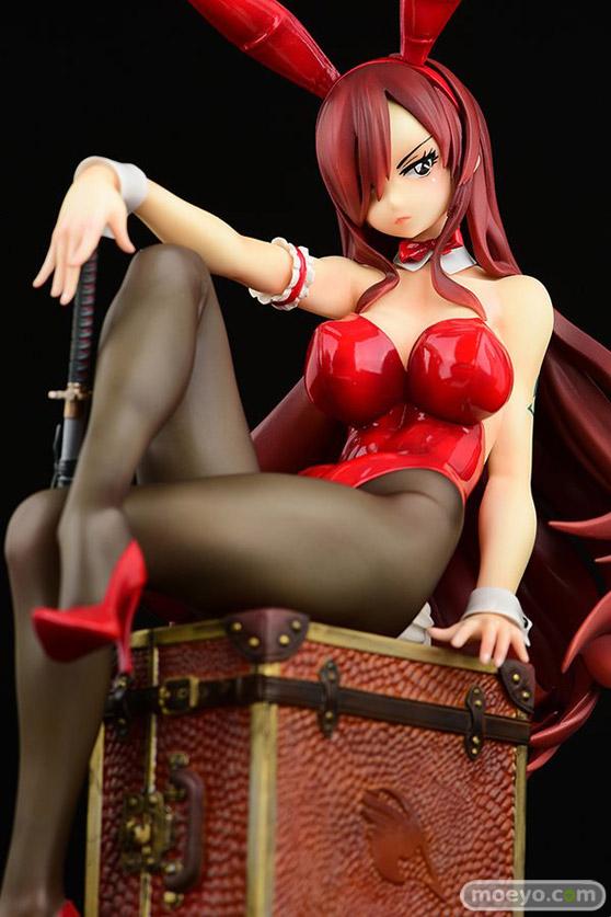 オルカトイズ FAIRY TAIL エルザ・スカーレット Bunny girl_Style/type rosso 万野大輔 フィギュア 53