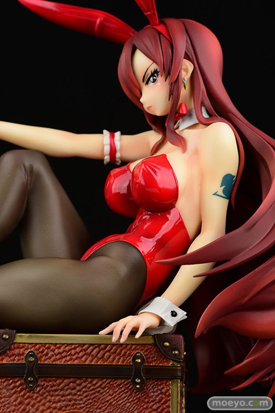 オルカトイズ FAIRY TAIL エルザ・スカーレット Bunny girl_Style/type rosso 万野大輔 フィギュア 56