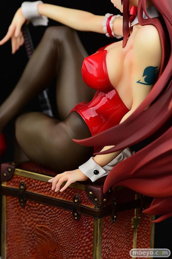 オルカトイズ FAIRY TAIL エルザ・スカーレット Bunny girl_Style/type rosso 万野大輔 フィギュア 57