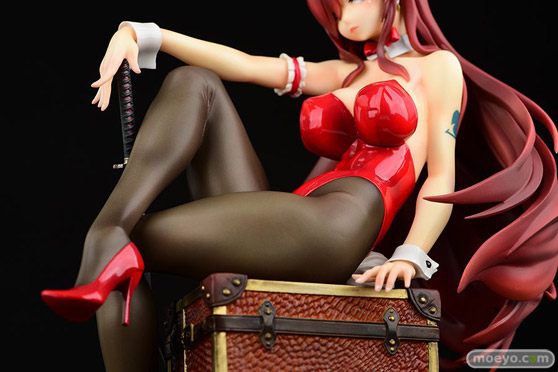 オルカトイズ FAIRY TAIL エルザ・スカーレット Bunny girl_Style/type rosso 万野大輔 フィギュア 58