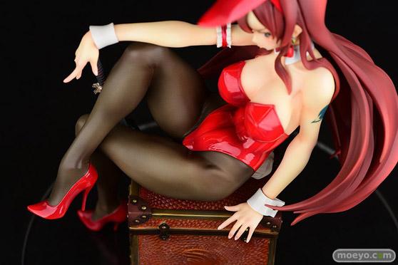 オルカトイズ FAIRY TAIL エルザ・スカーレット Bunny girl_Style/type rosso 万野大輔 フィギュア 59