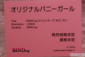 BINDing オリジナルバニーガール LINDA エロ フィギュア 11