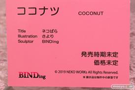 BINDing ネコぱらココナツ エロ キャストオフ フィギュア さより 12